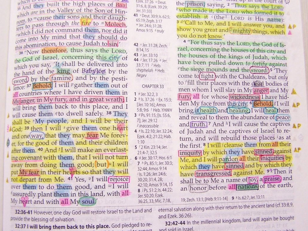 Study tip mark your bible paula wiseman underlining highlighting symbols notes in the margin whether you use any or all of those elements marking or writing in your bible is great study tool biocorpaavc